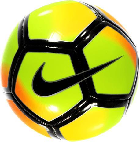 Nike PITCH FOOTBALL VOLT/LASER ORANGE/