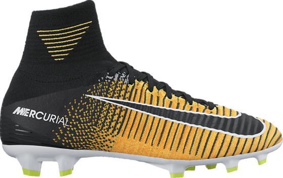 Nike JR MERCURIAL SUPERFLY V DF FG LASER ORANGE/BLACK