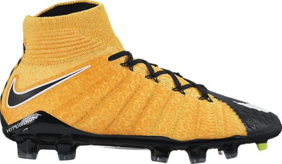 Nike JR HYPERVENOM PHANTOM 3 DF FG LASER ORANGE/WHITE