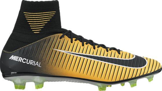 Nike MERCURIAL VELOCE III DF FG LASER ORANGE/BLACK