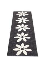 Pappelina Lilo matto musta 450 cm