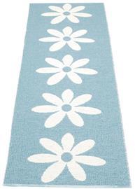 Pappelina Lilo matto, usvansininen 70x350 cm
