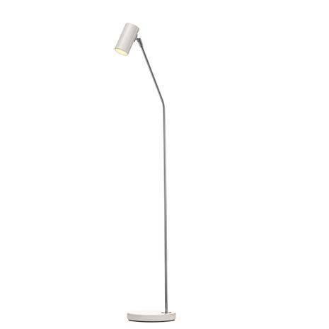 Orsjo Belysning Minipoint lattiavalaisin GX224 valkoinen ja kromi