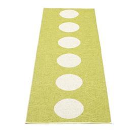 Pappelina Vera matto lime 70x300 cm