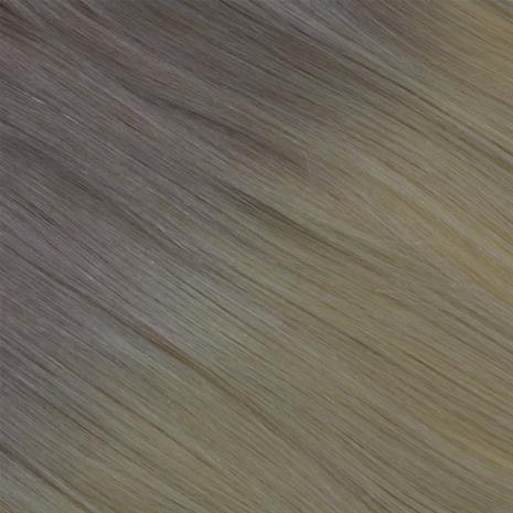 Klipsipidennykset Light Brown Ombre #T18/22 5cm