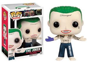Pop! DC: Suicide Squad - The Joker [96]