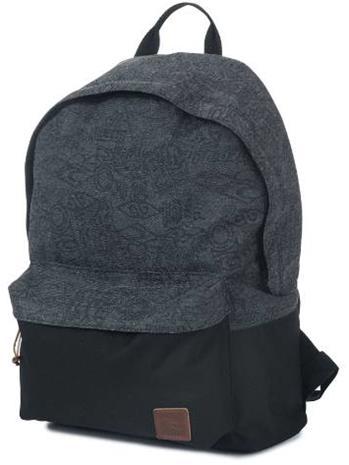 Rip Curl Heritage Logo Dome Backpack grey / harmaa Miehet