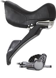 Shimano ST-RS685/BR-RS785 levyjarru taakse ilman adapteria , musta