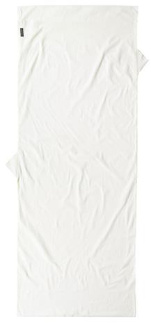 Cocoon Mamo makuupussi suorakaide puuvilla , valkoinen