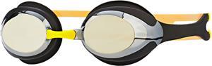 speedo Merit Mirror uimalasit , harmaa/musta, Uintitarvikkeet
