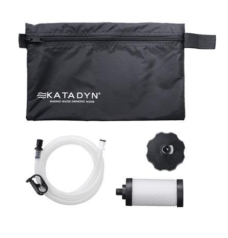 Katadyn Camp Katadyn Camp -suodattimelle , valkoinen/musta
