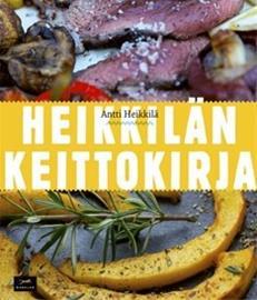 Heikkilän keittokirja (Antti Heikkilä), kirja