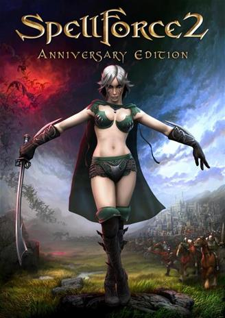 SpellForce 2 - Anniversary Edition, PC -peli