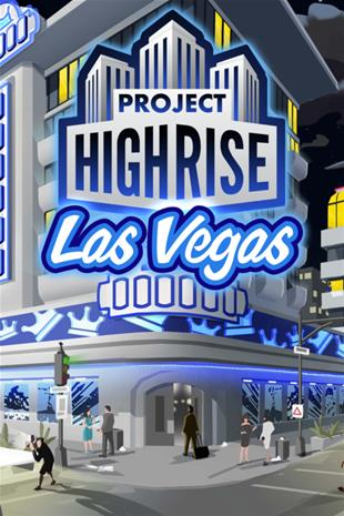 Project Highrise: Las Vegas, PC -peli