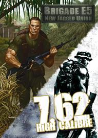 7,62 High Calibre + Brigade E5: New Jagged Union Pack, PC -peli