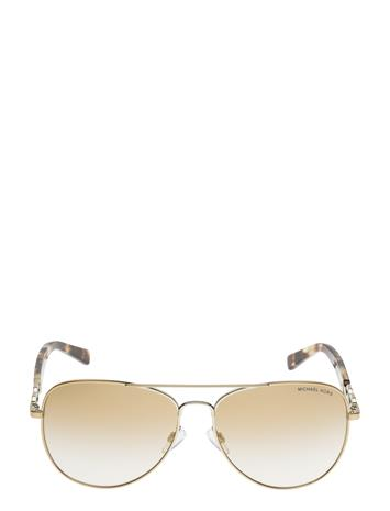 Michael Kors Sunglasses Fiji GOLD-GOLD MIRROR