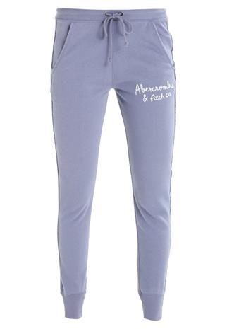 Abercrombie & Fitch CORE Verryttelyhousut slate blue
