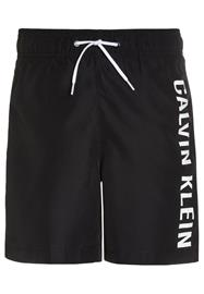 Calvin Klein Swimwear INTENSE POWER MEDIUM DRAWSTRING Uimashortsit black