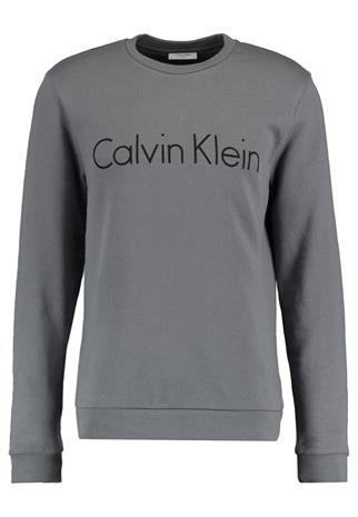 Calvin Klein SEM LOGO CREW NECK Collegepaita charcoal