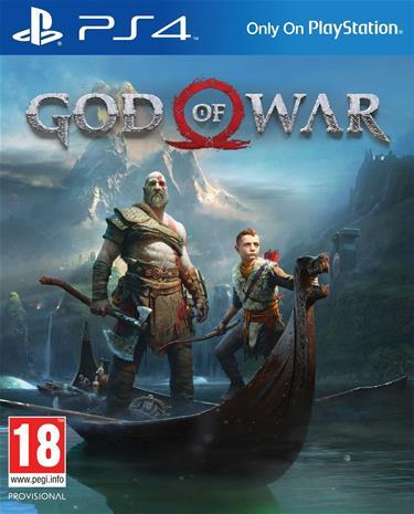 God of War 4, PS4-peli