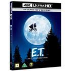 E.T. - The Extra-Terrestrial (4k UHD + Blu-Ray), elokuva