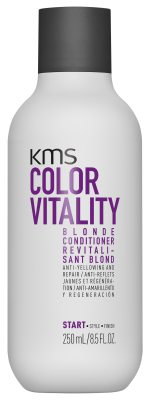 KMS Colorvitality Blonde Conditioner (750ml)