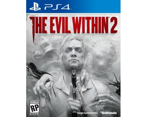 The Evil Within 2, PS4-peli