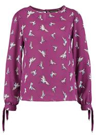 Dorothy Perkins HUMINGBIRD TIE LONG SLEEVE Pusero multi bright