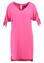 Dorothy Perkins TIE SLEEVE SHIFT Vapaaajan mekko pink