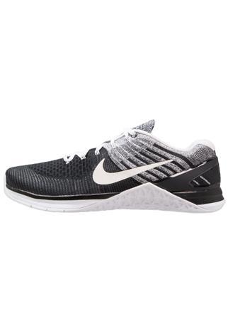 Nike Performance METCON DSX FLYKNIT Kuntoilukengät black