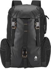 Nixon Waterlock III Backpack all black nylon / musta Miehet