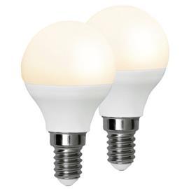 Led-Lampa E14. 3W. 2-Pack. Promo