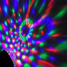 Pyörivä Diskopallo - Magic Ball pyörii ja sykkii musiikin tahdissa, SecurityLighting