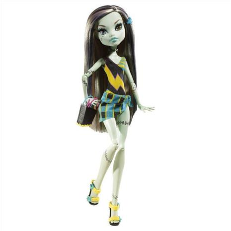 Frankie Stein - Gloom Bitch - Monster High docka