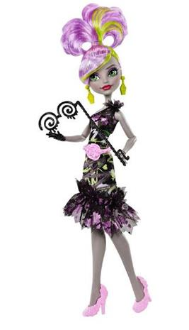 Moanica D´kay - Dance the Fright Away Monster High docka
