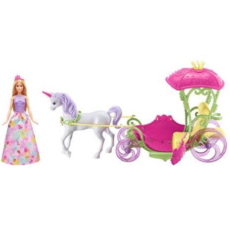 Barbie, Vaunu, Dreamtopia Sweetville