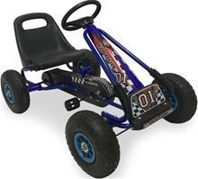 Oliver & Kids - Gokart, Race, Polkuauto, Sininen, BlueBlue
