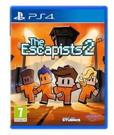 The Escapists 2, PS4- peli