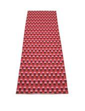 Pappelina Mose matto punainen 70x450 cm