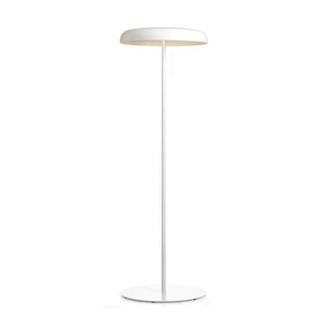 Orsjo Belysning Mushroom lattiavalaisin valkoinen korkea 138 cm