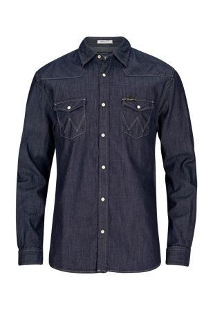 Wrangler Western Denim Shirt -farkkupaita