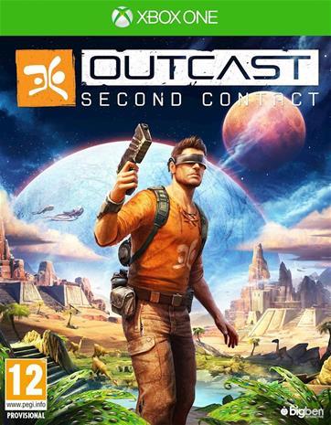 Outcast - Second Contact, Xbox One -peli