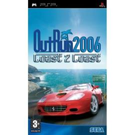 OutRun 2006 - Coast 2 Coast, PSP-peli