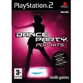 Dance Party Pop Hits, PS2-peli