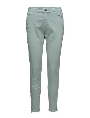 Esprit Casual Pants Woven LIGHT AQUA GREEN