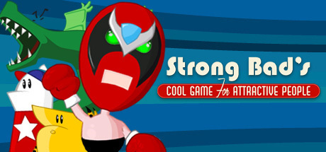 Strong Bad's Cool Game for Attractive People: Season 1, PC -peli