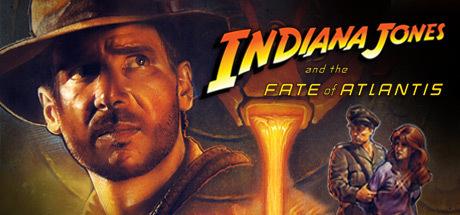 Indiana Jones and the Fate of Atlantis, PC -peli