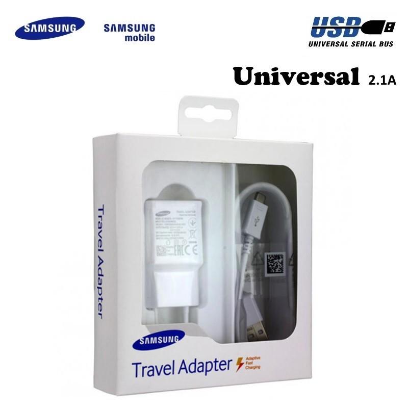 Laturi AFC 230 V Samsung | Clas Ohlson