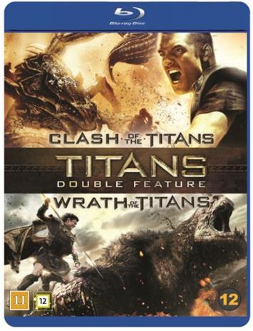 Clash of the Titans + Wrath of the Titans (Blu-Ray), elokuva