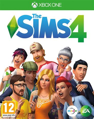 The Sims 4, Xbox One -peli